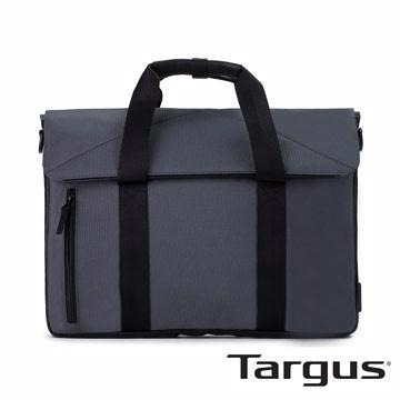[免運] Targus T-1211 都會雅痞 15.6 吋輕量公事包-雅痞灰