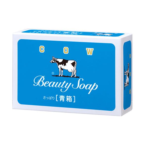 *優惠促銷*日本牛乳石鹼香皂藍盒《康是美》