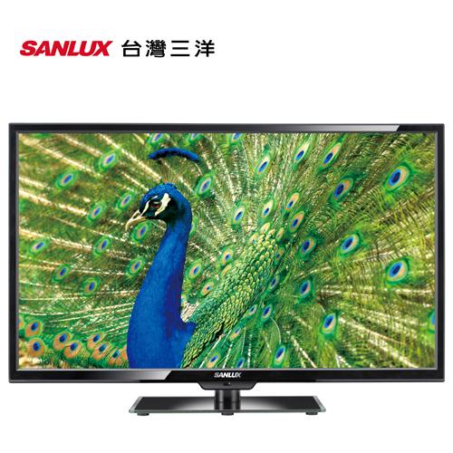 SANLUX 台灣三洋 SMT-24MV7 24型LED背光液晶顯示器
