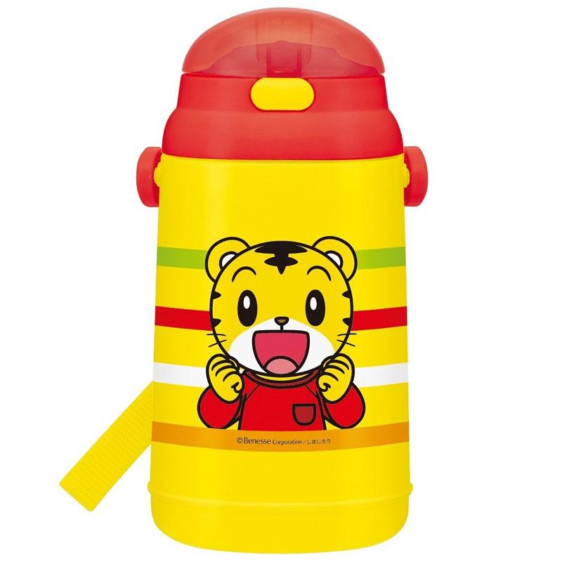 巧虎 保冷 水壼附吸管 400ml 日本帶回正版商品