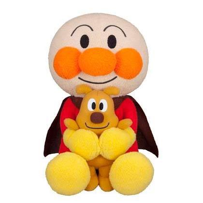 日本帶回 麵包超人 抱抱 起司狗 大型絨布玩偶 正版商品