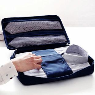 【瞎買天堂x商務必備】旅行襯衫 領帶 收納盒 獨立收納 襯衫不再被壓的皺皺的!【HLBGAA04】