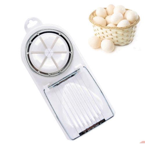 【N13070502】二合一 多功能切蛋器 雞蛋 皮蛋 鹹蛋 花式切蛋