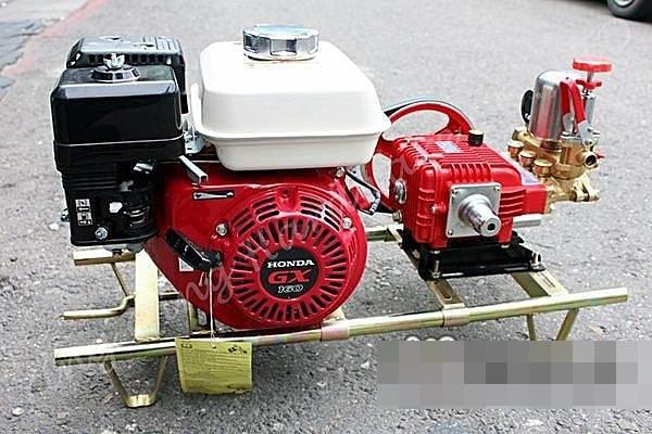 本田 5.5HP引擎 附 3/4英吋 噴霧機(含稅價)