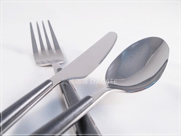 《愛鴨咖啡》 西餐 刀叉匙 牛排刀 濃湯匙 西餐叉 3支/組 大量購買另有優惠!