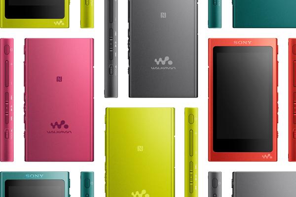 SONY 16GB Walkman 數位隨身聽 NW-A35 支援 Hi-Res 高解析音質