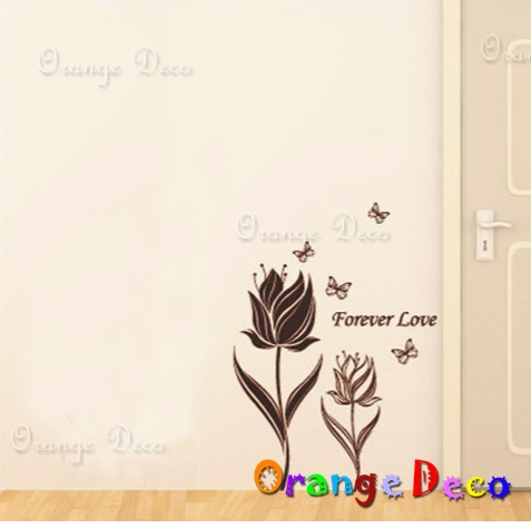 【橘果設計】Forever Love DIY組合壁貼 牆貼 壁紙 無痕壁貼 室內設計 裝潢 裝飾佈置