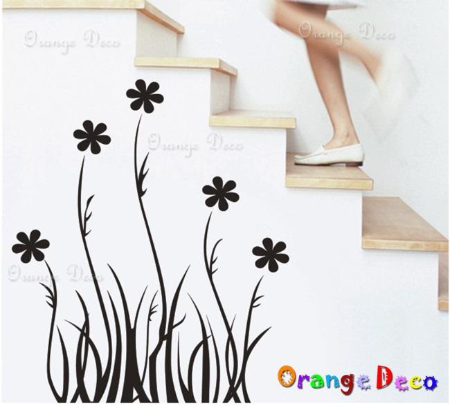 【橘果設計】黑白藝術 DIY組合壁貼 牆貼 壁紙 無痕壁貼 室內設計 裝潢 裝飾佈置