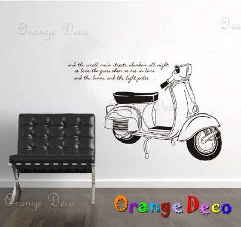 【橘果設計】偉士牌 DIY組合壁貼 牆貼 壁紙 無痕壁貼 室內設計 裝潢 裝飾佈置