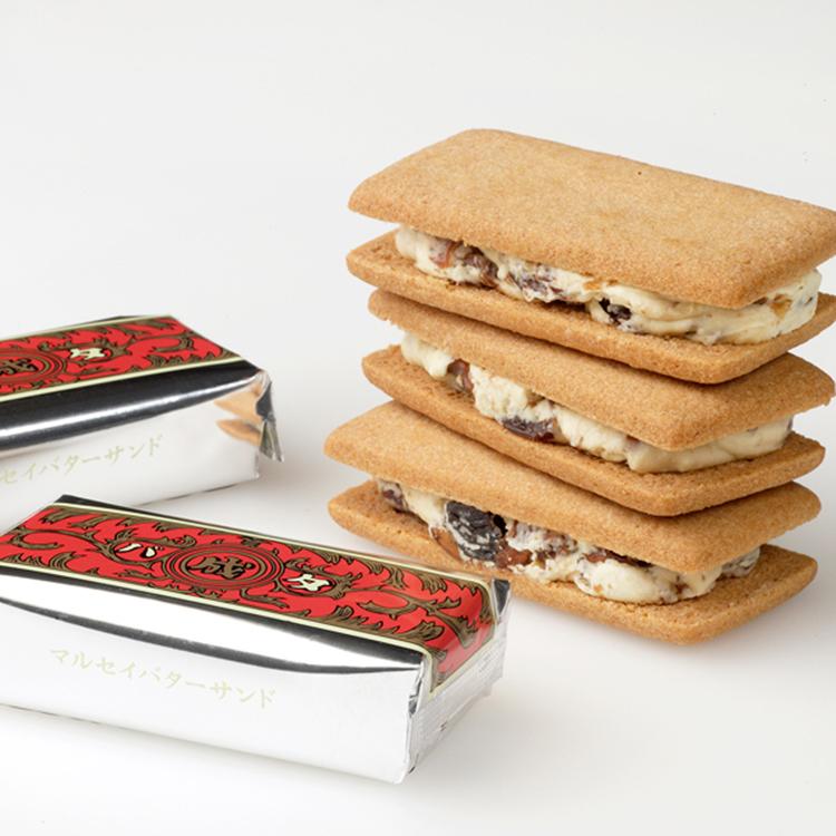 日本直送 北海道 六花亭  葡萄奶油夾心餅乾(10入)