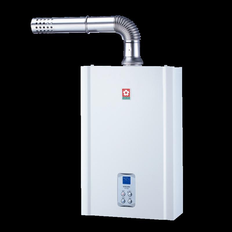 (櫻花)浴SPA數位恆溫熱水器(16L)-SH-1635