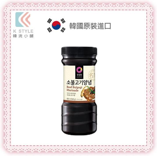 【 韓國 大象 】醃烤調味醬 840g (原味) 醃肉 刷肉 沾肉專用 韓式烤肉專用