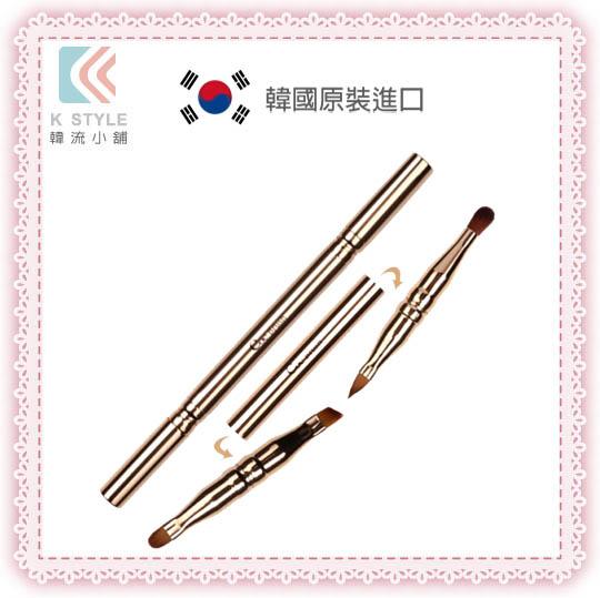 【Coringco】 四合一多功能造型筆刷 單支 服貼底妝 專業彩妝刷具