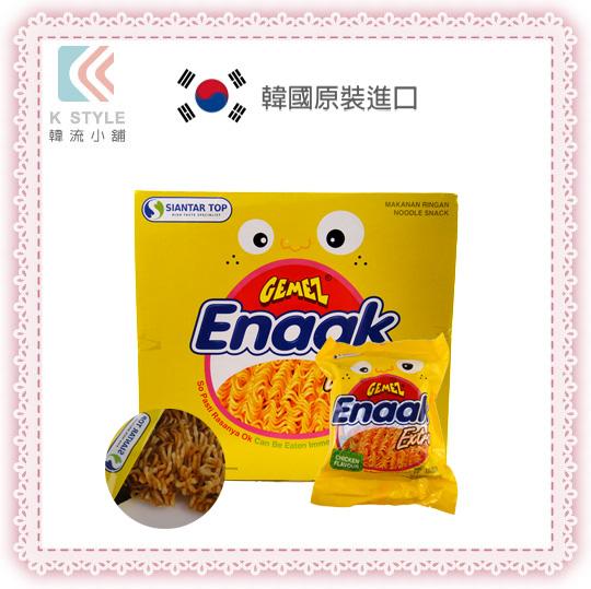 【Enaak】 小雞點心麵重量包 30gx24包入
