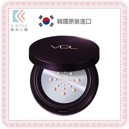 【VDL】 專業金屬磁性氣墊粉餅