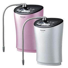 panasonic國際牌電解水機TK-AS43-ZTA鹼性離子整水器(銀色、粉紅)松下總代理公司貨~台灣水質專用白金電極板