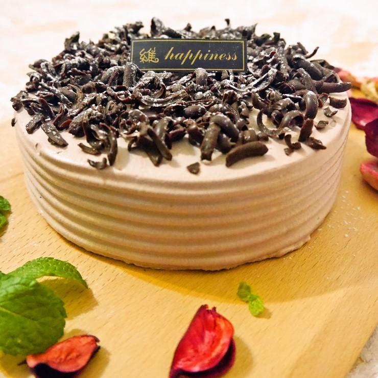藍莓黑森林蛋糕 x 6吋