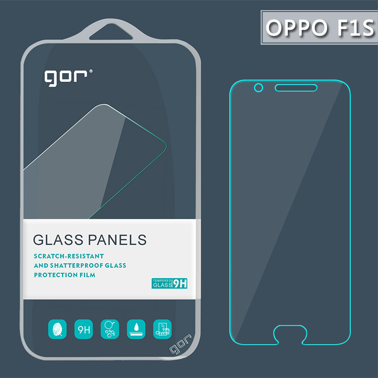 【OPPO】GOR 正品 9H OPPO F1S 玻璃 鋼化 保護貼 ≡ 全館滿299免運費 ≡