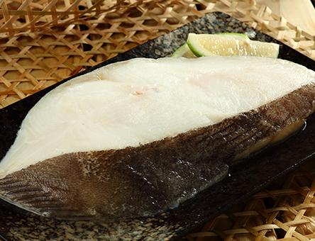 格陵蘭厚切大比目魚(有肚)
