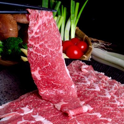 WAGYU特選★澳洲和牛霜降肉片★天然健康、牛肉中的極品~~  ##RT061