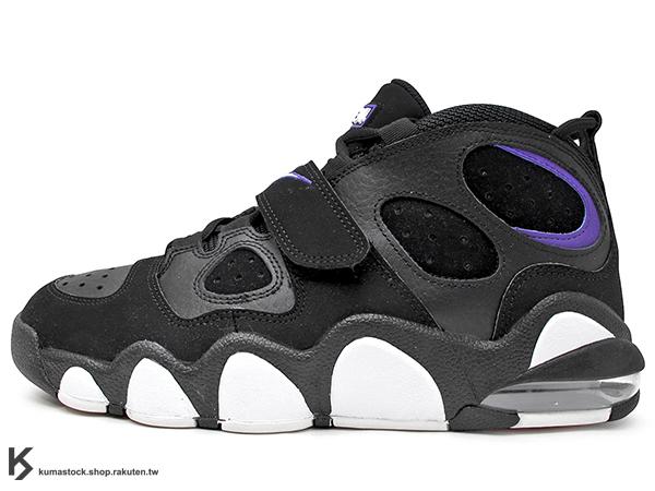 2016 NBA 超經典復刻 90年代籃球鞋名作 NIKE AIR CB 34 GODZILLA 黑白 牛巴戈 原版 OG 配色 哥吉拉 大氣墊 Charles Barkley 著用鞋款 MAX 1995 經典名作 GD 權志龍 (316940-001) !