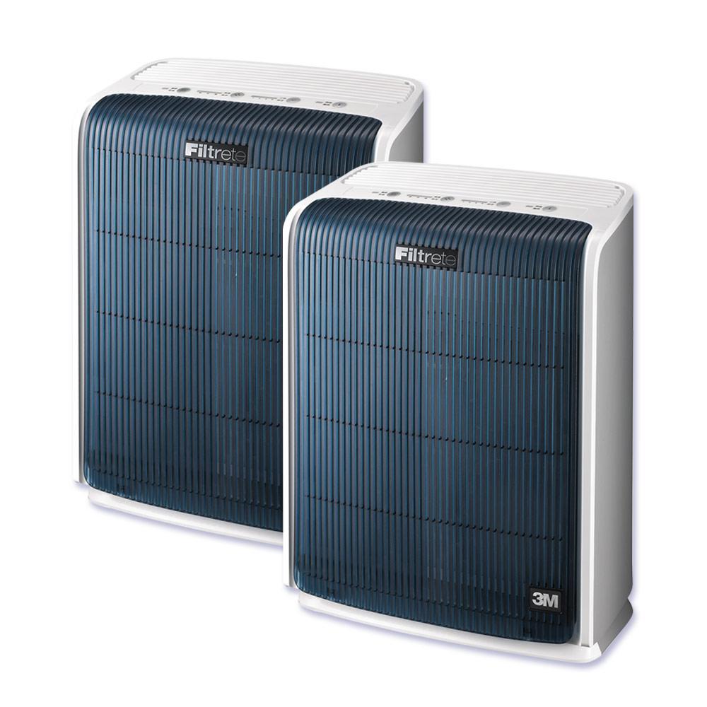 3M淨呼吸極淨型空氣清淨機超值特惠組 (T10AB 6坪+T20AB 10坪)