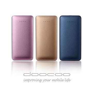 【迪特軍3C】doocoo iPuff 7000 智能行動電源 採日本Maxell 鋰聚合物電芯 鋁合金 HW-PB-043-P