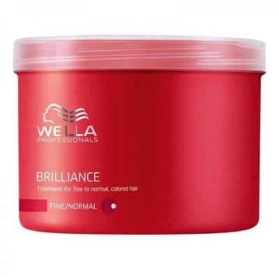WELLA 威娜 采鑽鎖色系列 采鑽鎖色護髮膜500ml