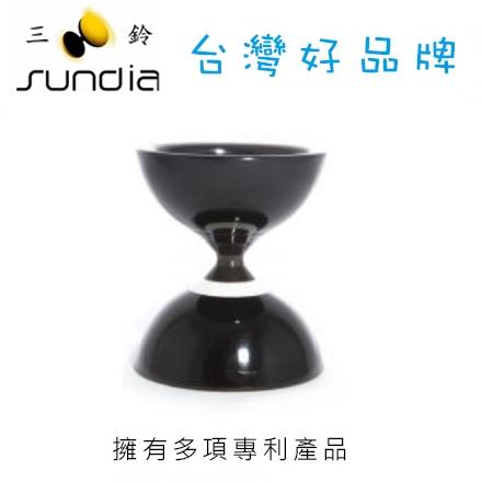 SUNDIA 三鈴 迷你麥可小扯鈴系列 Micro.BK麥可黑 / 個
