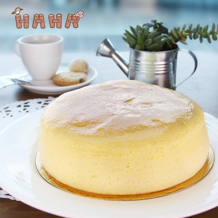 «HAHA Cafe»★輕乳酪蛋糕★6吋★下午茶好友聚會必吃★生日就要吃