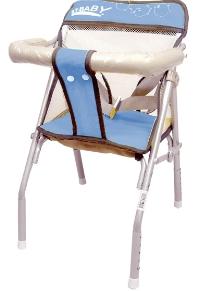【STBABY】可調式機車椅(藍) G052121