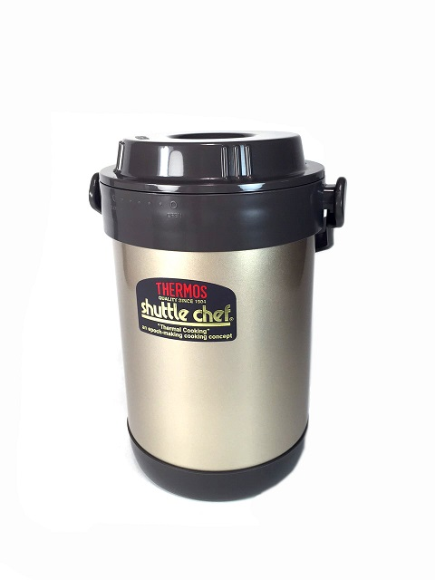 《BUYTAKE》THERMOS 膳魔師 RPF-20 香檳色 保溫便當盒 內鍋1.5L
