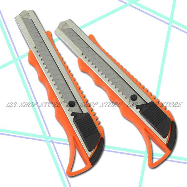 美工刀RX-229 ABS型 切割刀 銳利耐用 特殊造型 好握好施力【52C6】◎123便利屋◎