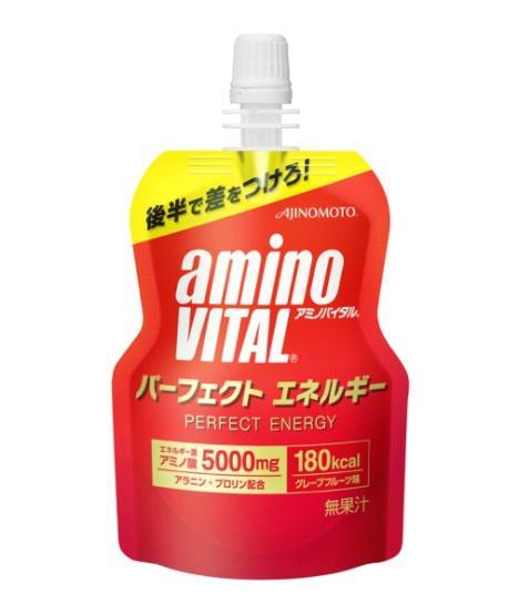 【橘町五丁目】限量促銷價! amino VITAL 專業級胺基酸能量凍 6包裝超值包【130g * 共6包入】免運!