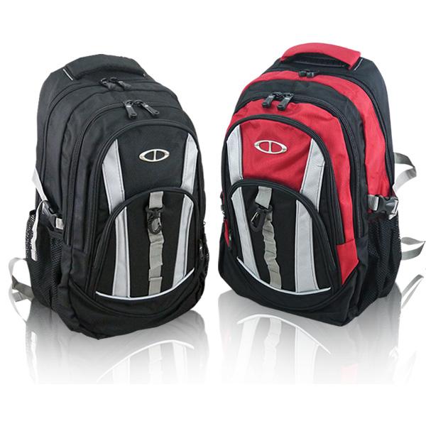 【加賀皮件】TATI 隨想隨行街頭風後背包/登山包/筆電包底部附背包防雨罩免運費 【ST8851】