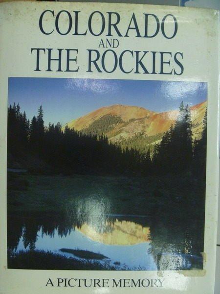 【書寶二手書T7/地理_YBF】Color Ado and The Rockies_Bill Harris