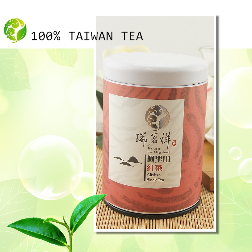 阿里山蜜香紅茶 Alishan Black Tea 30g 輕巧罐