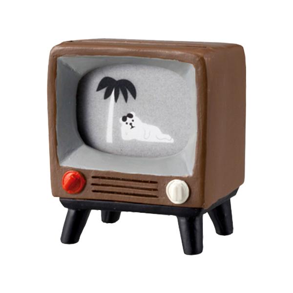 Decole日本擺設玩偶 / 公仔 / 道具 / 配件 - Concombre 電視 / 超迷你相框 ( ZCB-78138 )
