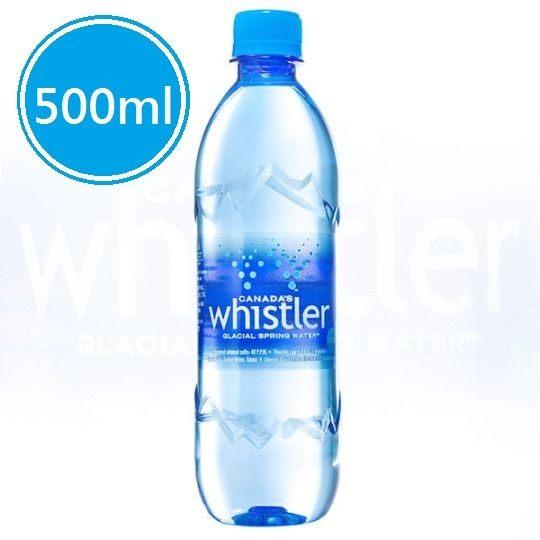 加拿大惠斯勒冰河水(500mlx9入)Whistler Water 進口礦泉水
