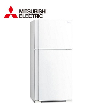 MITSUBISHI 三菱 460L 智慧變頻一級負離子雙門冰箱 MR-FT46EH ◆ 旋轉式大容量製冰 ◆ 能源效率第一級