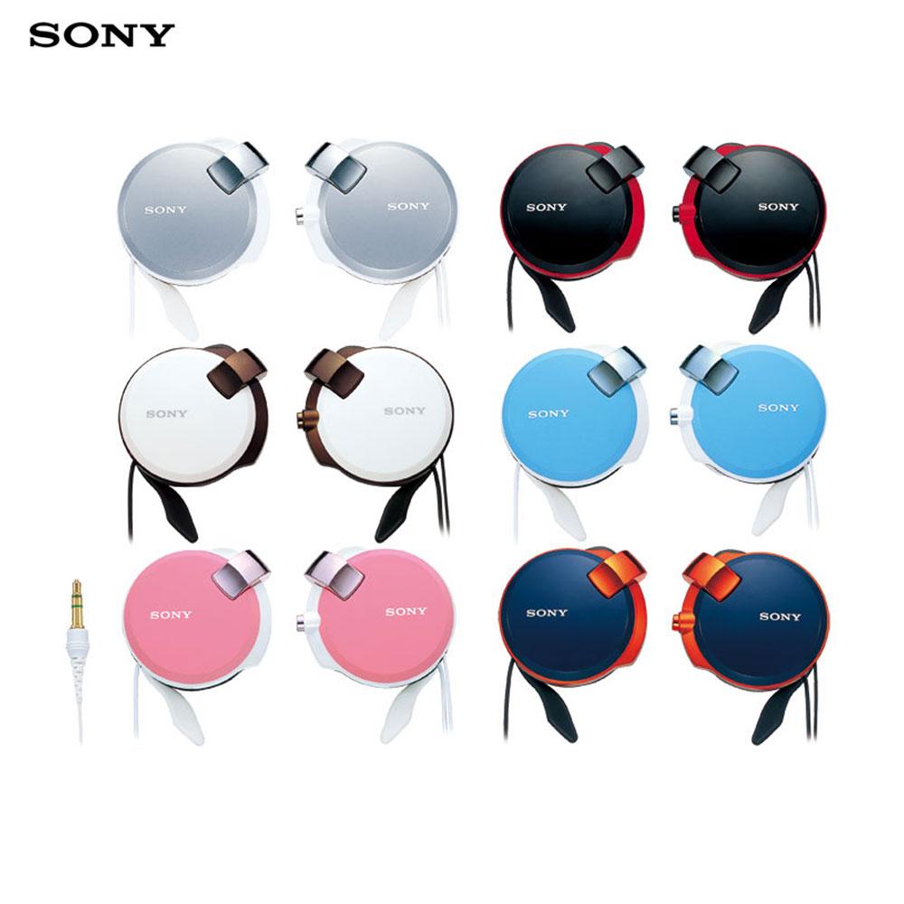 SONY MDR-Q38LW 時尚耳掛型立體聲耳機 時尚耳掛式,色彩繽紛多樣選擇
