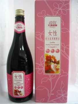 大漢酵素~女性綜合蔬果酵素液720ml/罐~特惠中~