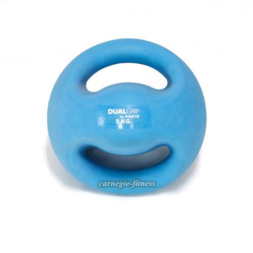 Double Grip Medicine Ball 雙手把藥球(5kg-藍色)