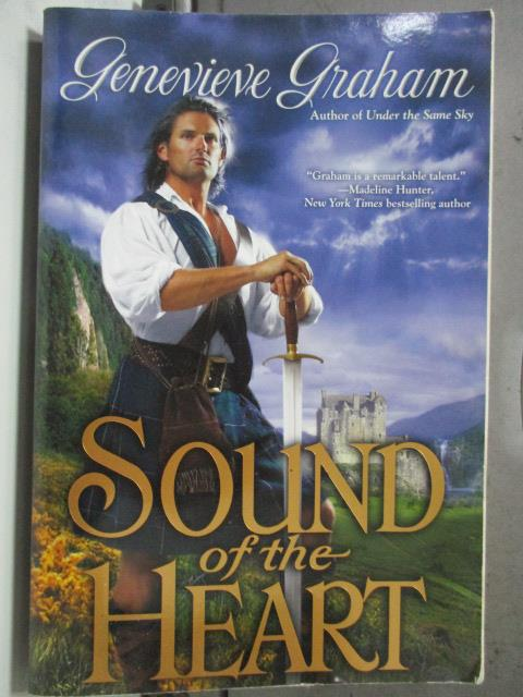 【書寶二手書T2/原文小說_HHB】Sound of the Heart_Genevieve Graham