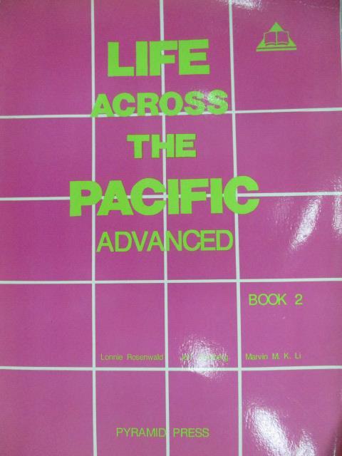 【書寶二手書T1/原文書_ZIP】Life across the pacific