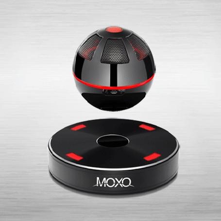 MOXO磁浮喇叭--藍芽音箱/NFC音箱--科技時尚尖端/類磁浮鋼鐵人(此為國外產品預購款--下單後5-7日到貨)