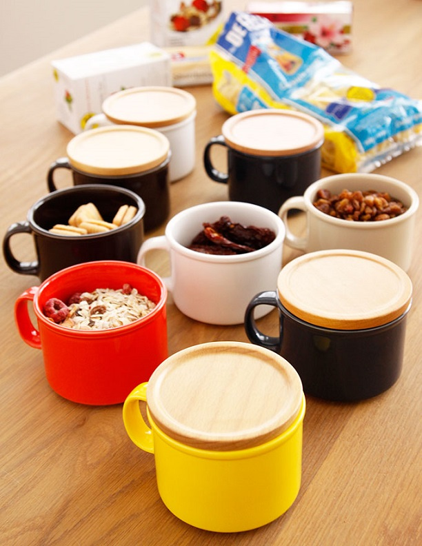 【This-This】日本 ideaco canister mug 馬克杯/食物罐(S) - 共兩色