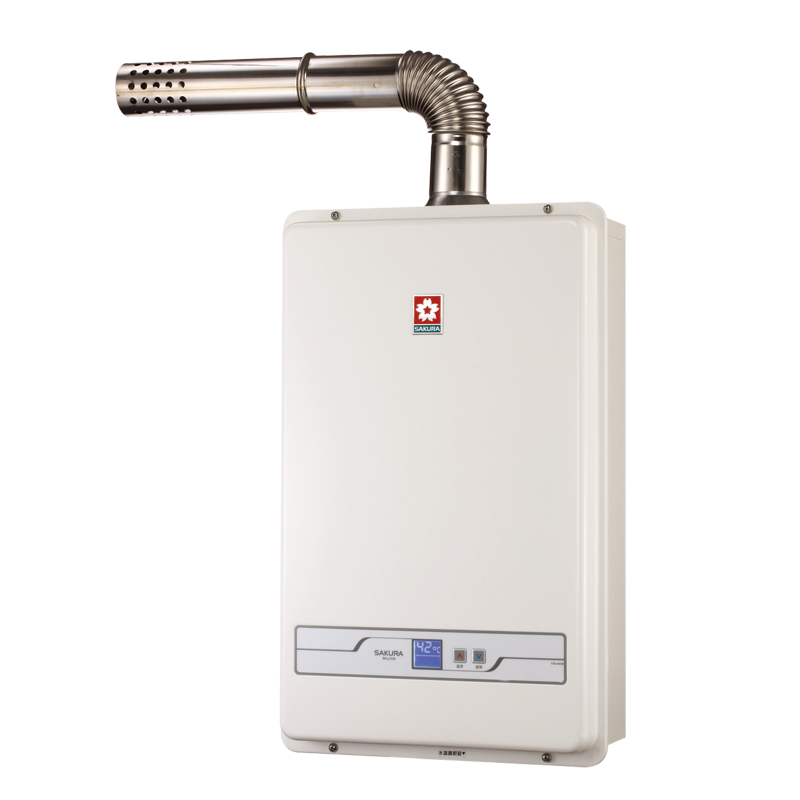 (櫻花)數位恆溫熱水器(13L)-SH-1335