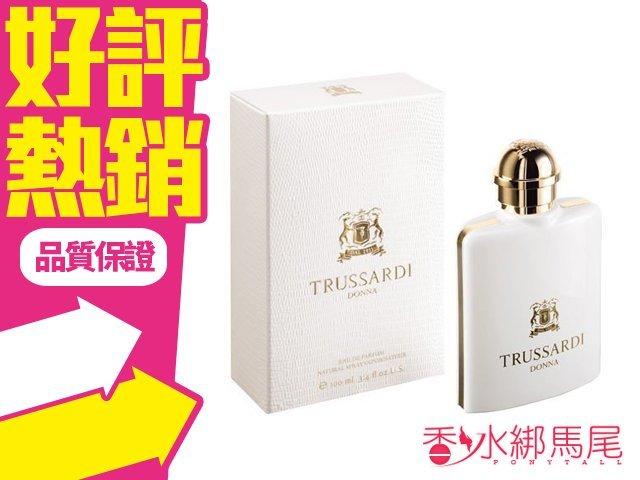 TRUSSARDI DONNA 女性淡香精 香水空瓶分裝 5ML◐香水綁馬尾◐