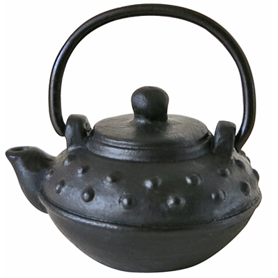 〔APM飾品〕動物們的春日野餐 - 日式茶壺